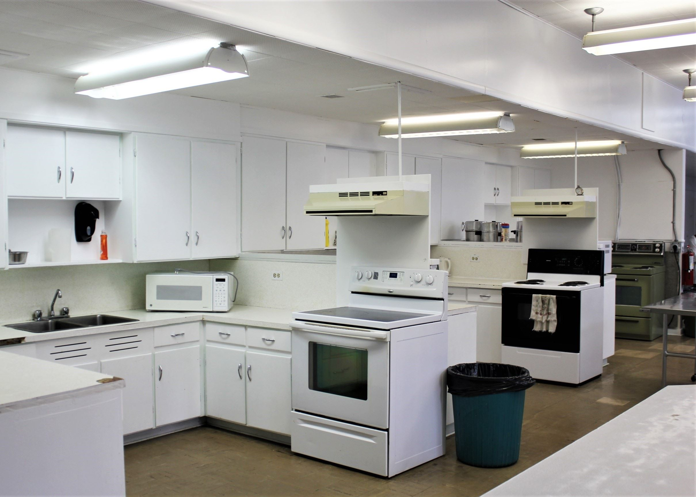 Image of kitchen in Civic Centre